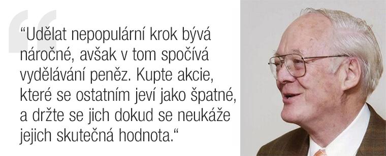 john neff citace