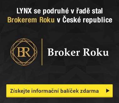 LYNX - Broker Roku 2016 v České republice