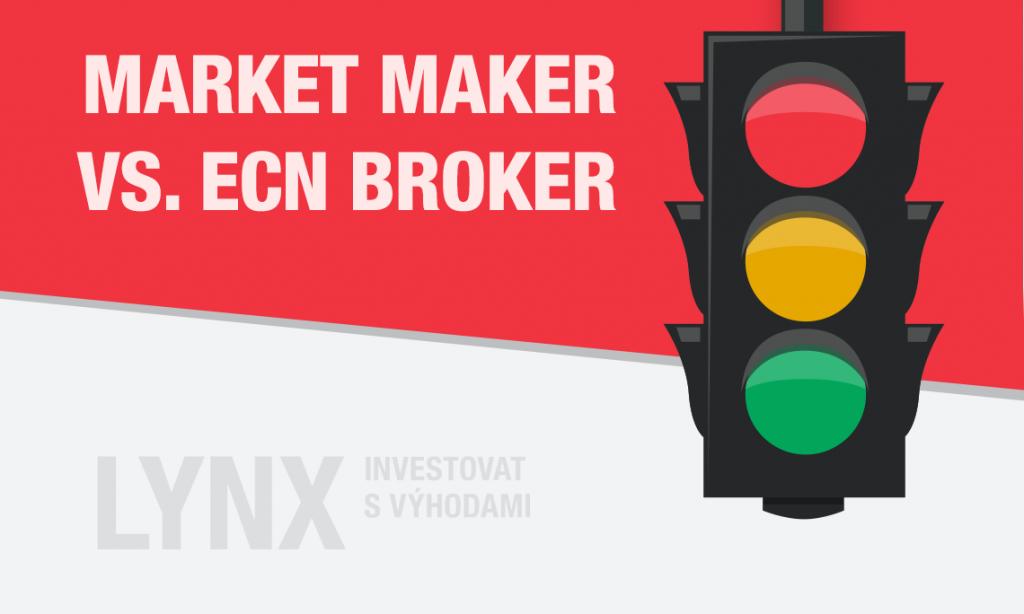 Market Maker vs ECN Broker