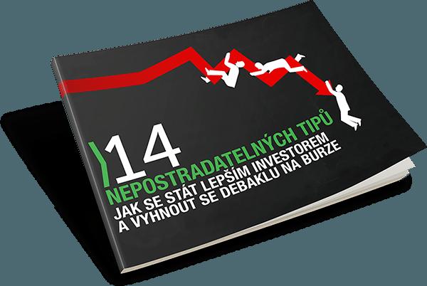 14 tipů jak lépe investovat - e-book
