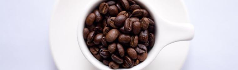 obchodování s komoditami - káva
