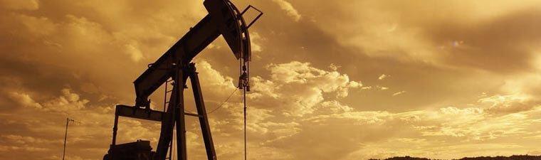 obchodování s komoditami - ropa