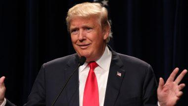 Trump duben 2018