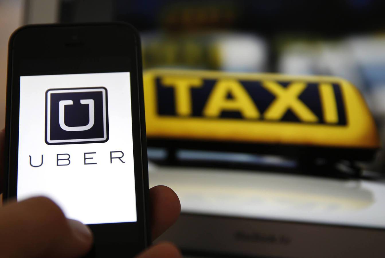 Uber vs Taxi - IPo Uber jiz v roce 2019