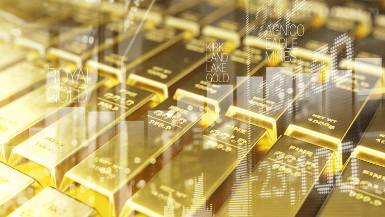 Investice do zlata 2020
