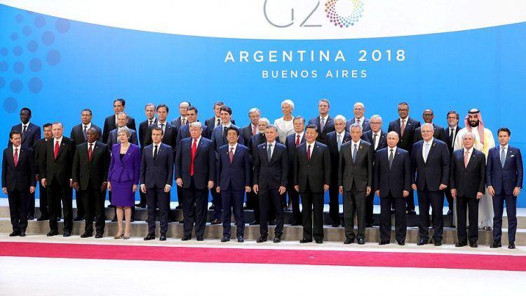 G20 summit - 2018