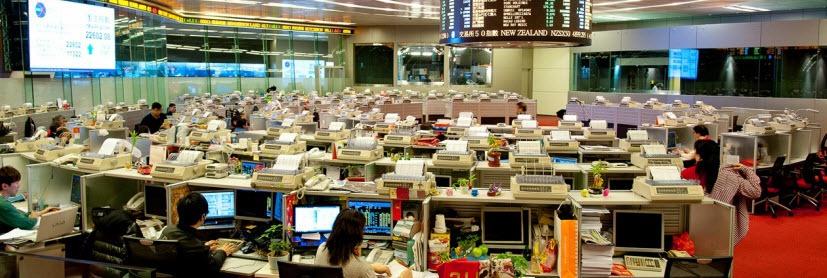 Hong Kong Stock Exchange (SEHK)