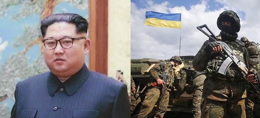 Kim Jong Un a válka na Ukrajině