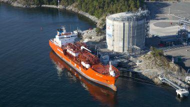 LNG - Investiční příležitost v námořní přepravě