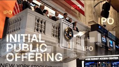 IPO v roce 2019