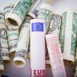 EUR/USD v roce 2019