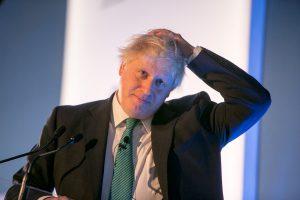 Boris Johnson říjen 2019