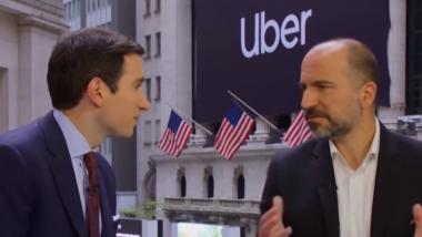IPO Uber – Akcie Uber (UBER) zklamaly svým debutem na NYSE