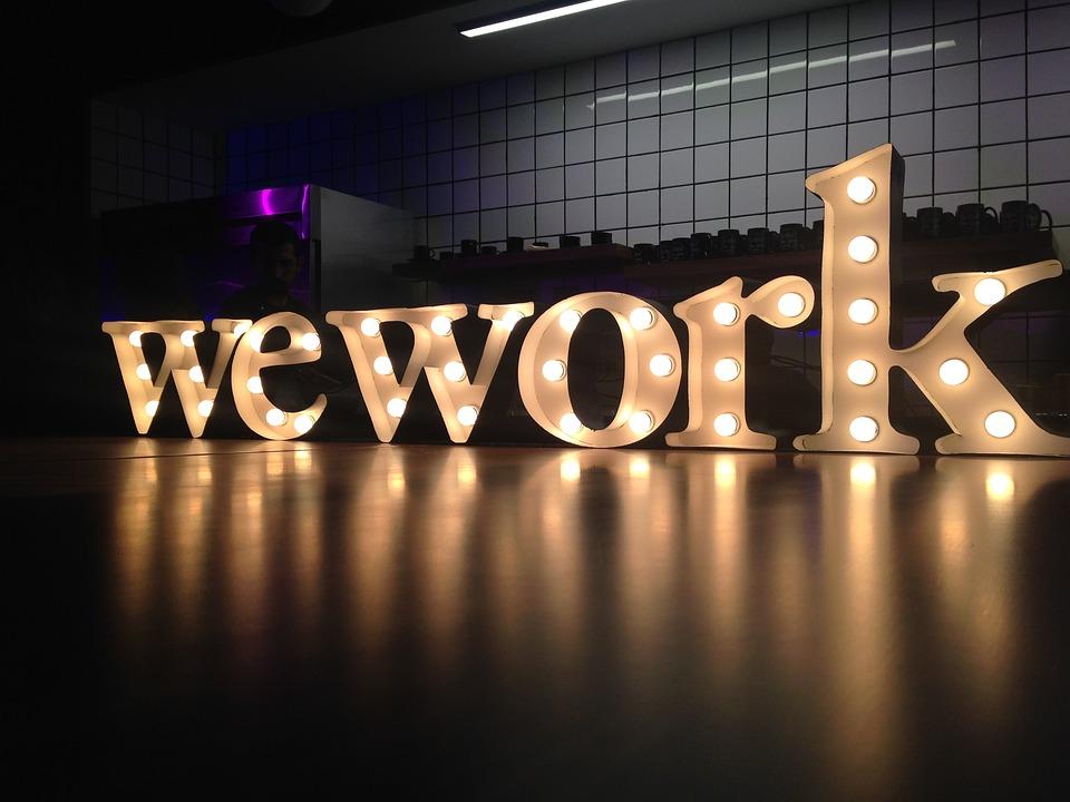IPO WeWork
