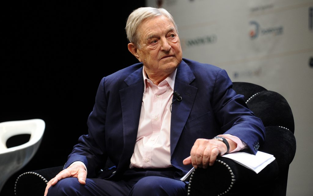 George Soros (Soros Fund Management)