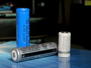 lithiové baterie panasonic