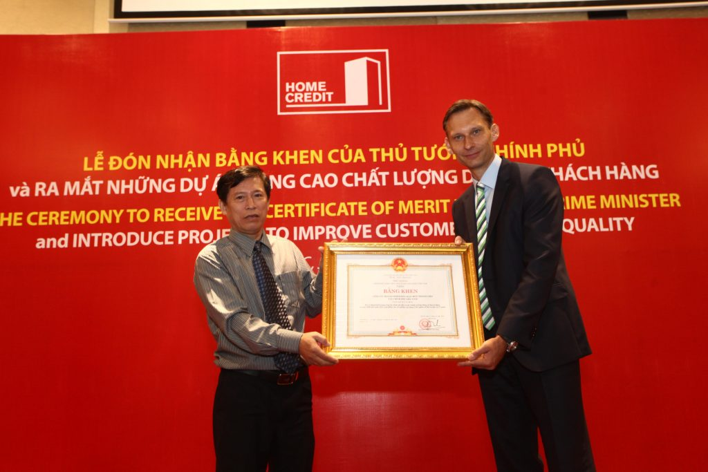 IPO Home Credit