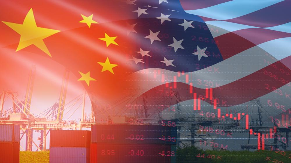 Obchodní válka mezi USA a Čínou