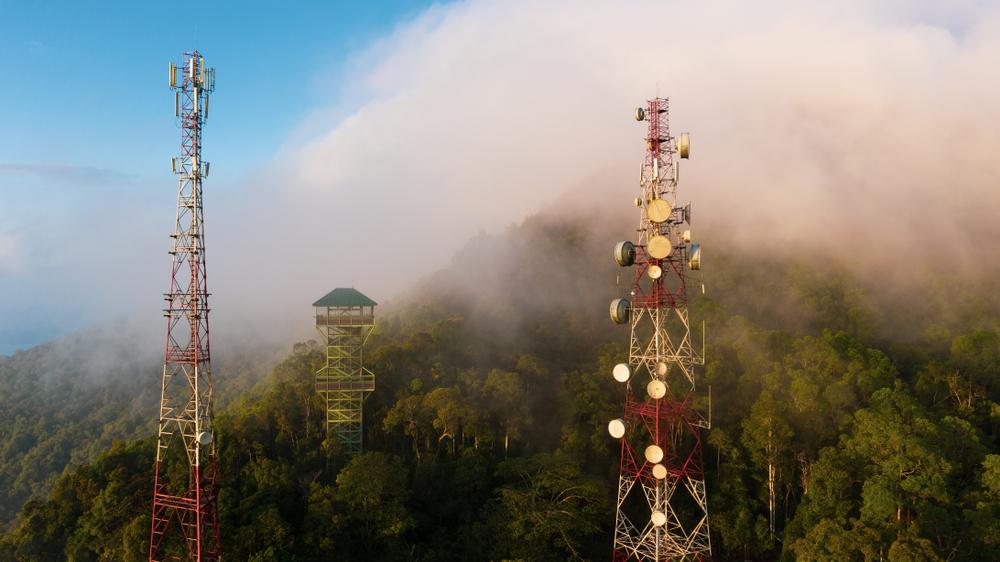 telekomunikační služby - defenzivní sektor