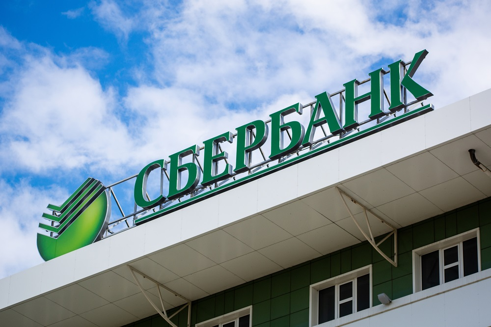 Akcie Sberbank