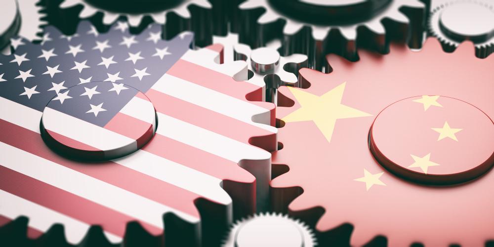 Průběh obchodní války v roce 2018