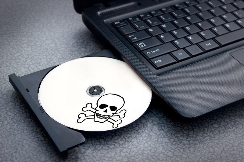 Čína - pirátský software - obchodní války