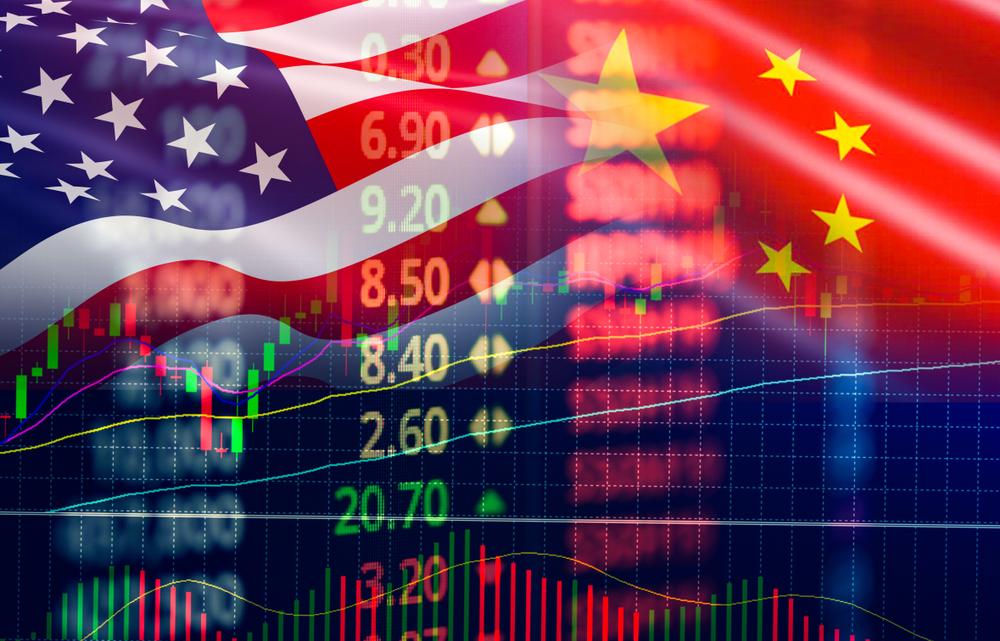 Obchodní válka - USA a Čína