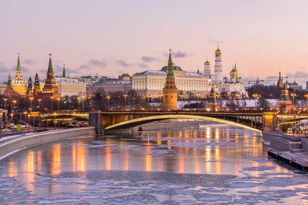Ruské akcie