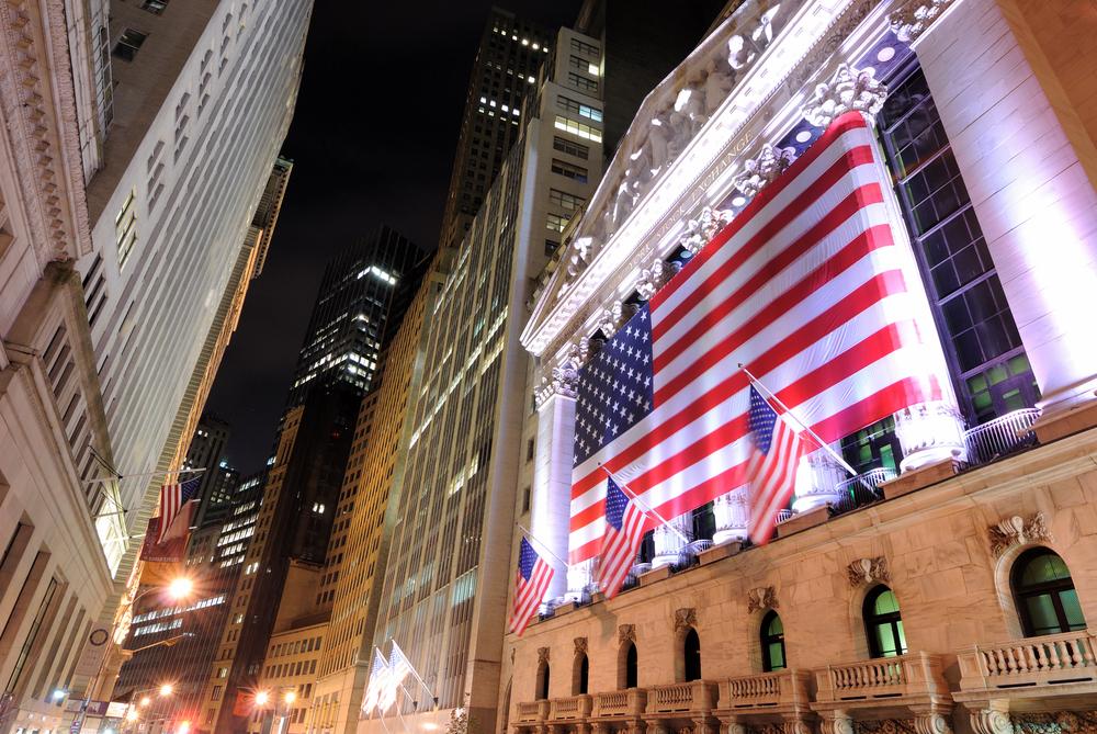 NYSE burza - Wall Street