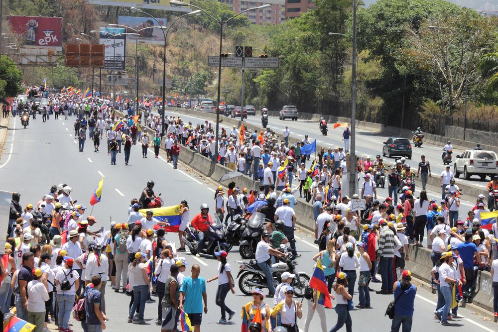 Ukázka hyperinflace – Venezuela