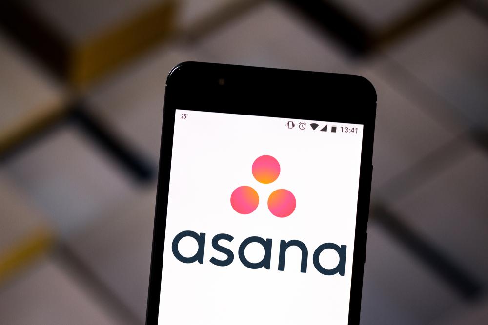 IPO Asana