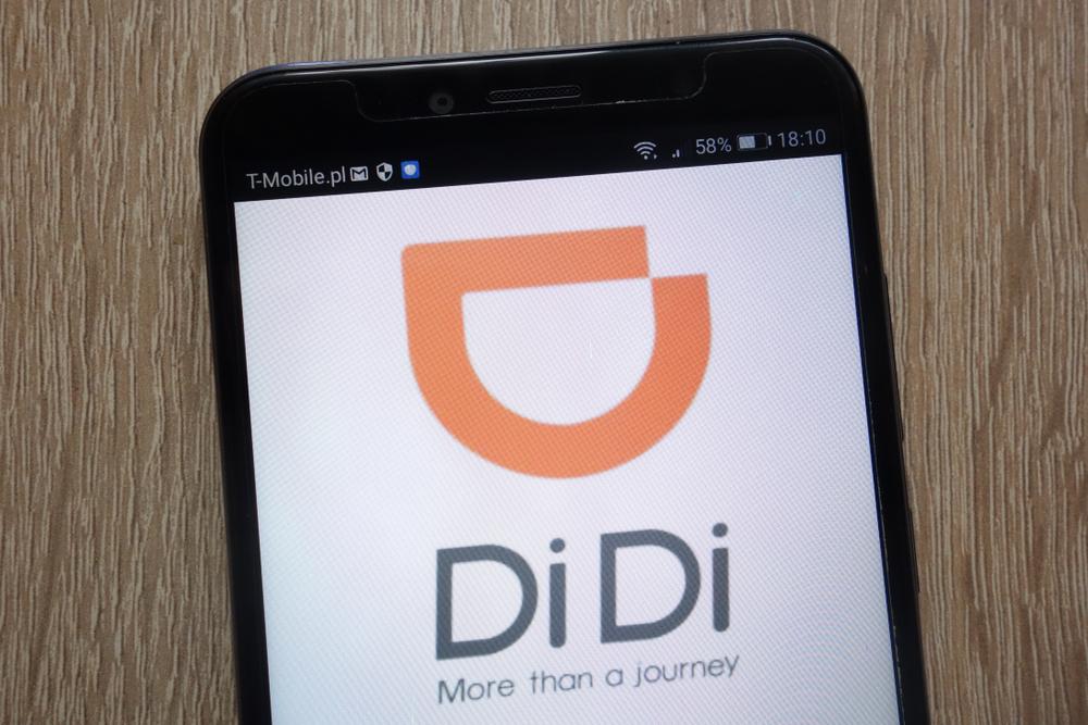 IPO Didi Chuxing