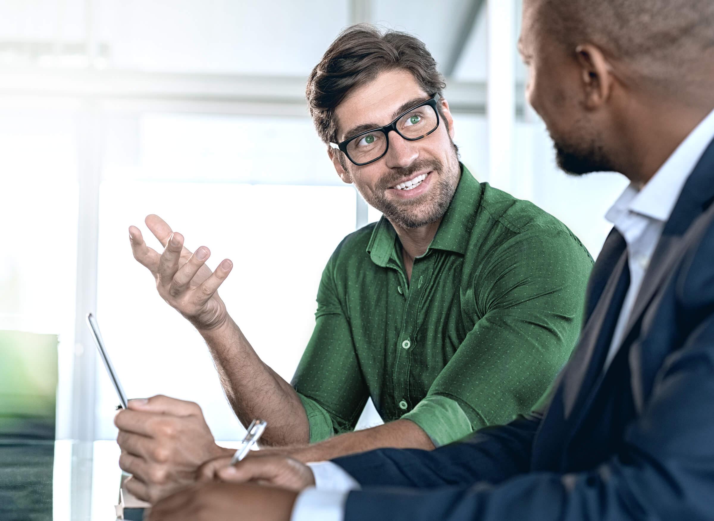 Klienti LYNX diskutující o výhodách limit a stop příkazů