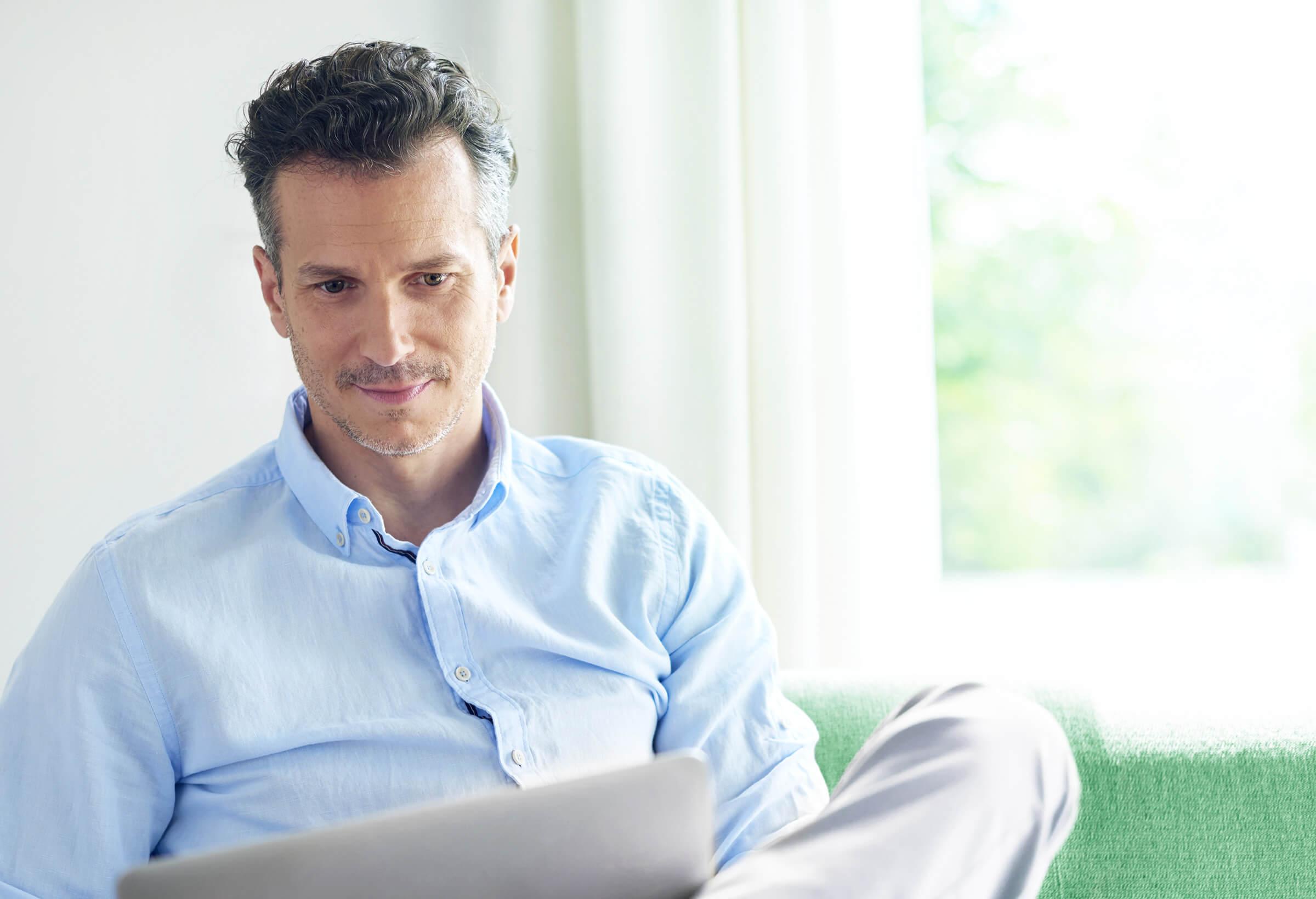 Úspěšný klient LYNX který investuje na platformě Trader Workstation (TWS)