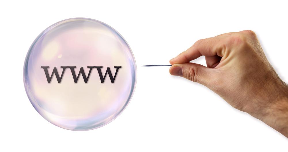 Dot-com bublina