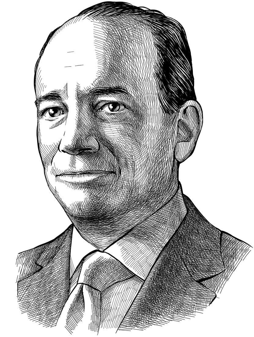 Perokresba investičního guru a zakladatele Gotham Capital Joela Greenblatta