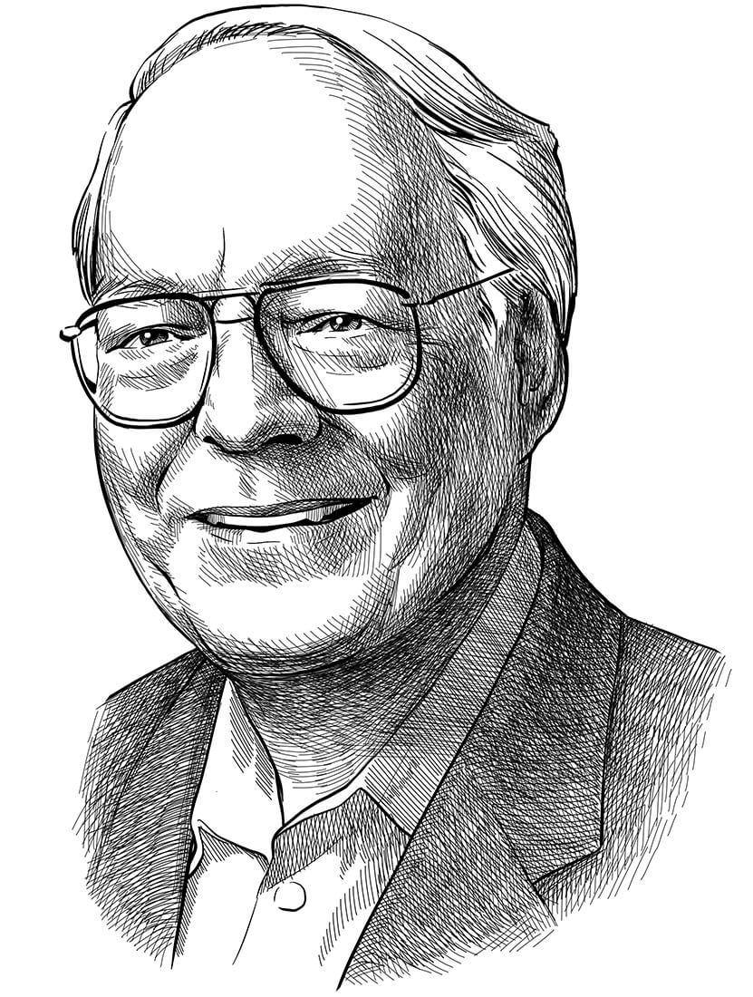 Perokresba úspěšného investora a zakladatele fondu