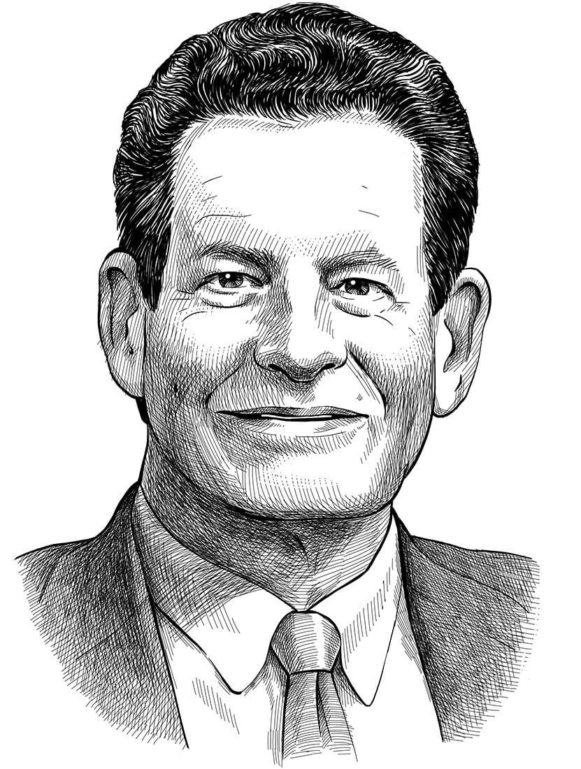 Perokresba světoznámého investičního analytika a zakladatele Fisher Investments Kennetha Fishera