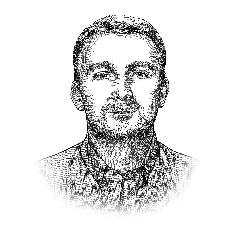 Perokresba zaměstnance LYNX a odborníka na finanční trhy Ondřeje Likeše