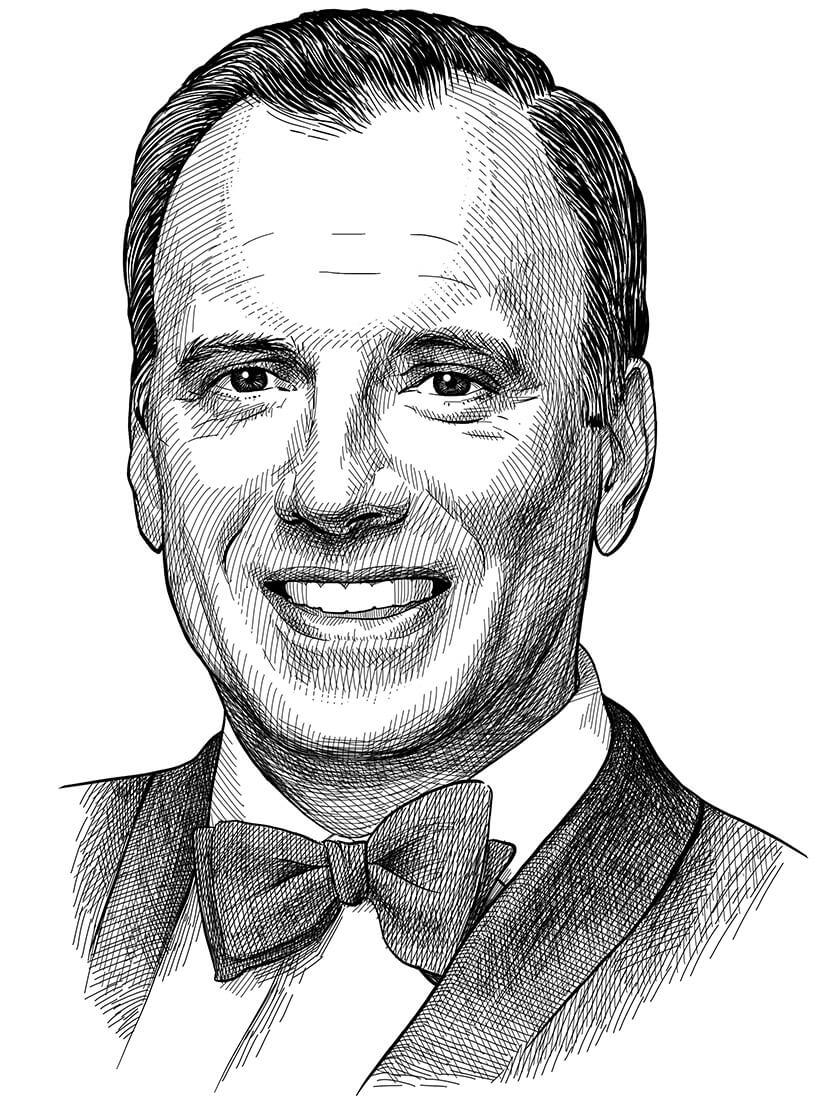Perokresba úspěšného investičního guru Martina Edwarda Zweiga