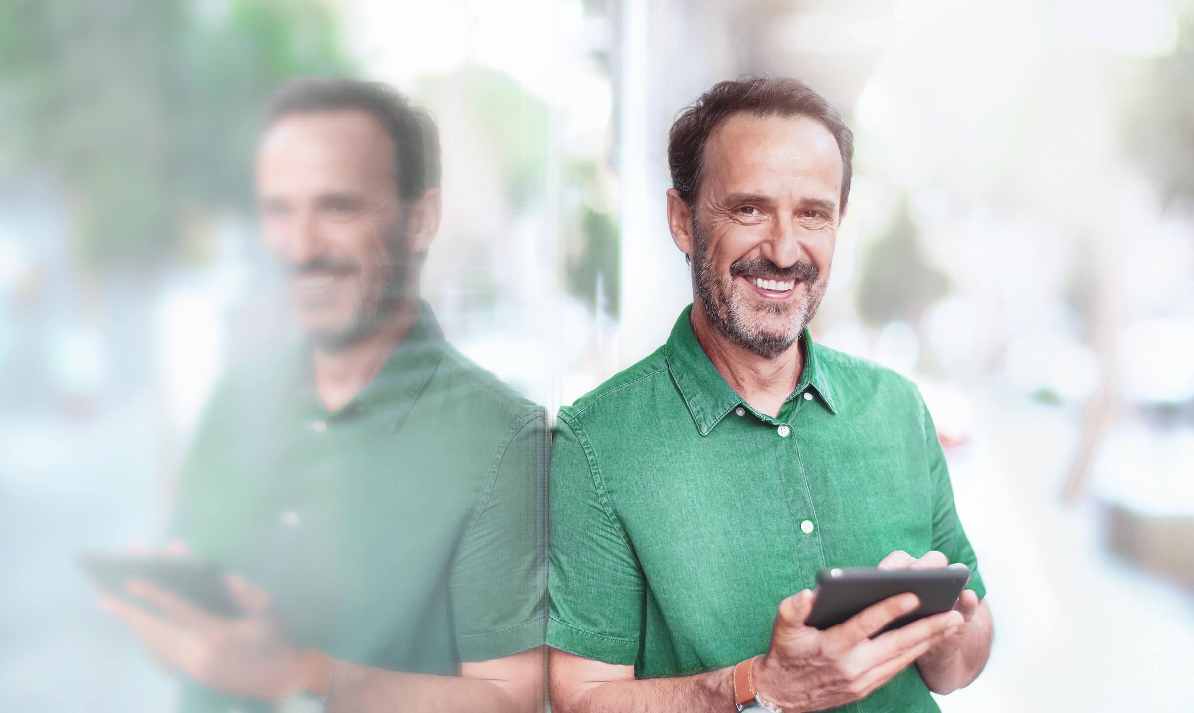Investor a klient LYNX s pojištěnými vklady