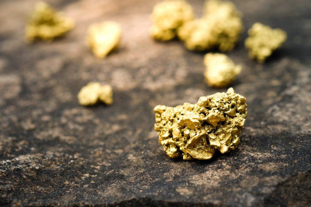 Akcie těžařů zlata