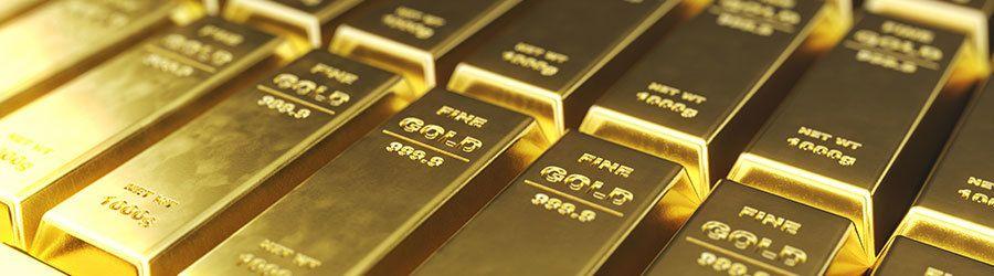 Nejlepší suroviny k investování: Zlato