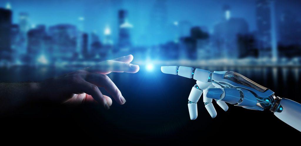 Robotické akcie - AI