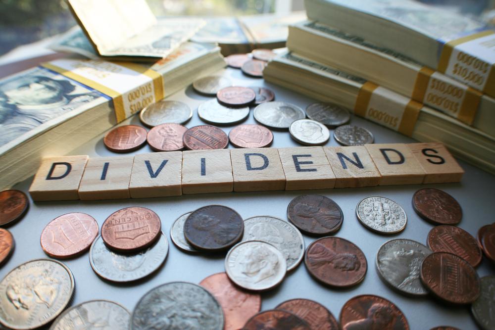Dividendy, akcie