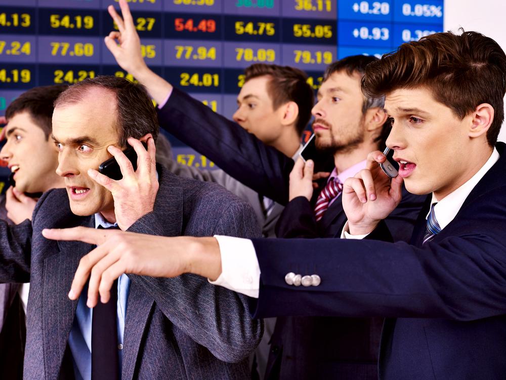 Jak začít investovat, obchodování na burze
