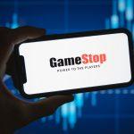 GameStop akcie
