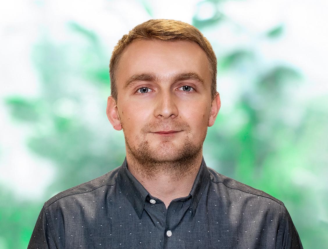 Fotografie investičního specialisty LYNX Ondřeje Likeše