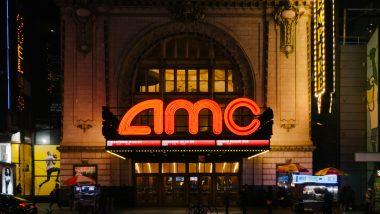 Vstup do kina AMC