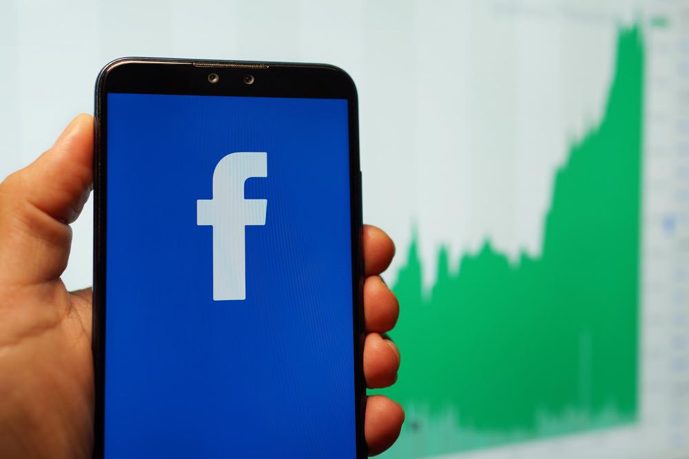 Facebook a růst ceny akcie
